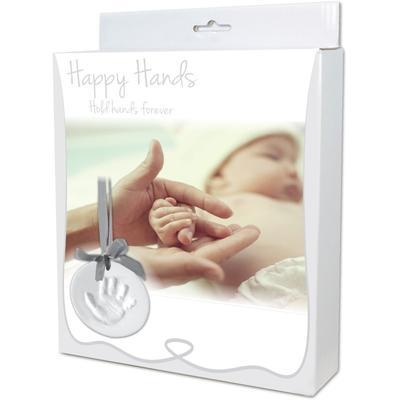 Sada pro otisky HAPPY HANDS Ornament Kit 2019 - 2