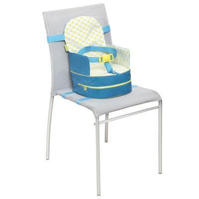Přenosná jídelní židlička BADABULLE 2v1 One-the-Go 2021 - 2