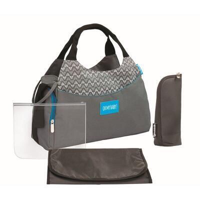 Přebalovací taška BADABULLE Multipocket 2021 - 2