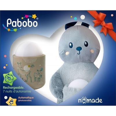 Automatické noční světlo PABOBO Nomade Gift Box Bunny 2019 - 2