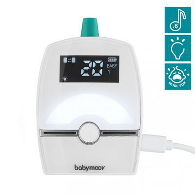 Baby monitor BABYMOOV Premium Care Digital Green 2021 - 2