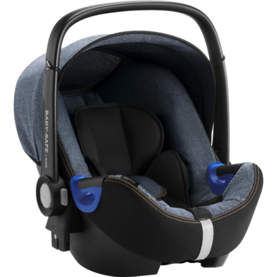 Autosedačka BRITAX RÖMER Baby-Safe i-Size Premium Line 2018, blue marble - 2