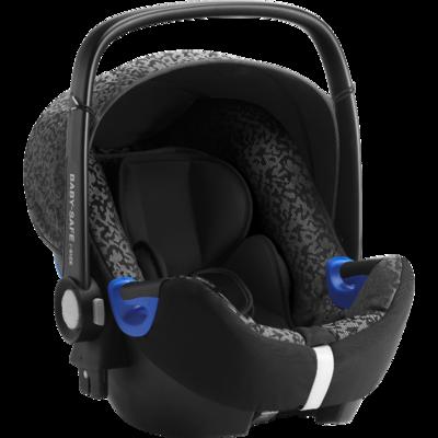 Autosedačka BRITAX RÖMER Baby-Safe i-Size Premium Line 2018, mystic black - 2