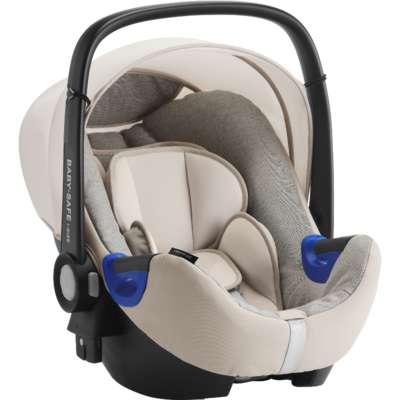 Autosedačka BRITAX RÖMER Baby-Safe i-Size Premium Line 2018, sand marble - 2