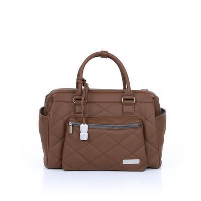 Taška na pleny ABC DESIGN Style 2019, brown - 2