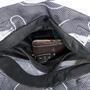 Nákupní taška ABC DESIGN Black 2021 - 2/3