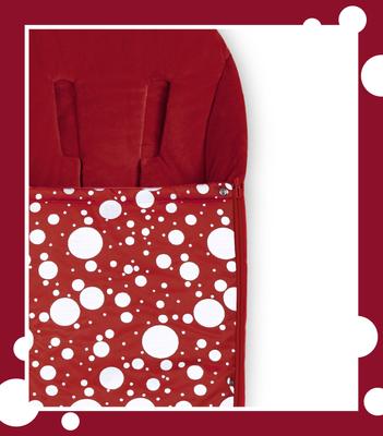 Fusak CYBEX by Jeremy Scott Priam/Mios Petticoat Red 2021 - 2