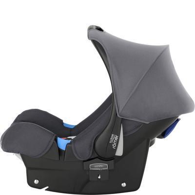 Autosedačka RÖMER Baby-Safe 2021, storm grey - 2