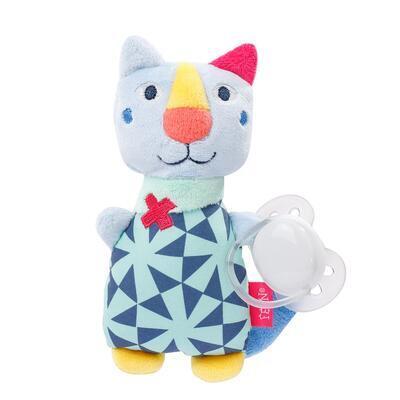Color Friends BABY FEHN Plyšová hračka 2021, kočka - 2