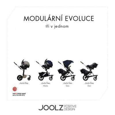 Autosedačka JOOLZ iZi Go™ Modular by BeSafe 2018 - 2