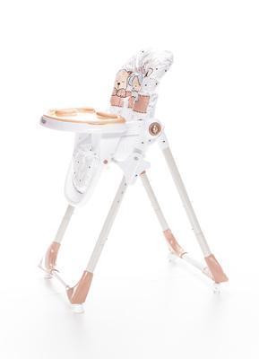 Jídelní židlička ZOPA Monti 2021, animal beige - 2