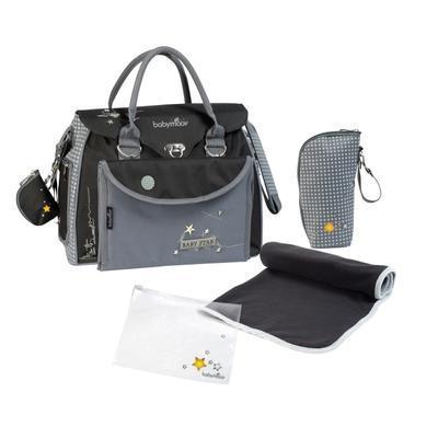 Přebalovací taška BABYMOOV Baby Style 2021, star - 2