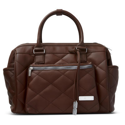 Taška na pleny ABC DESIGN Style 2021, dark brown - 2