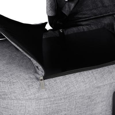 Korba ABC DESIGN Zoom 2021, graphite grey - 2