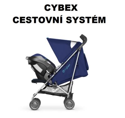 Kočárek CYBEX Topaz 2015 - 2