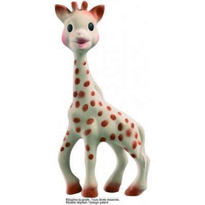 Trio VULLI Žirafa Sophie So'PURE (dárkové balení) 2020 - 2
