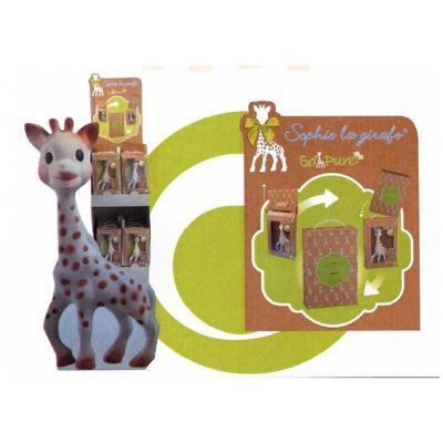 Žirafa Sophie VULLI So'PURE (dárkové balení) 2020 - 2