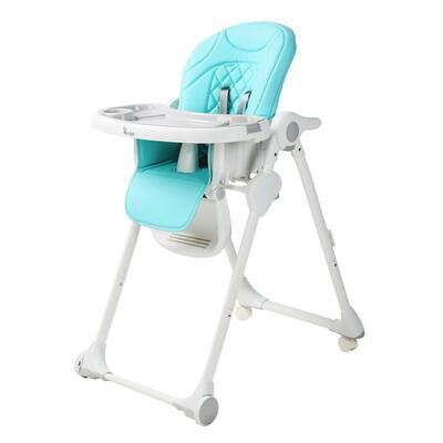 Jídelní židlička BO JUNGLE B-Dinner Chair Wheely 2021 - 2