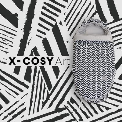 Fusak X-LANDER X-Cosy Art 2021, frenzy zebra - 2