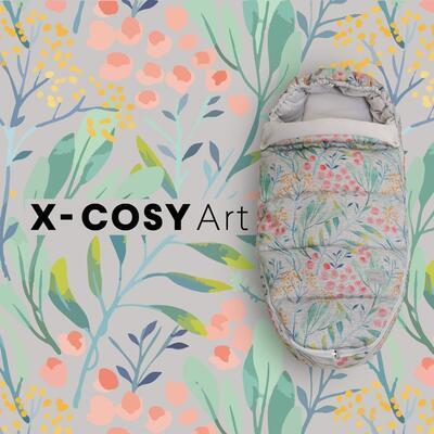 Fusak X-LANDER X-Cosy Art 2021, wild garden - 2