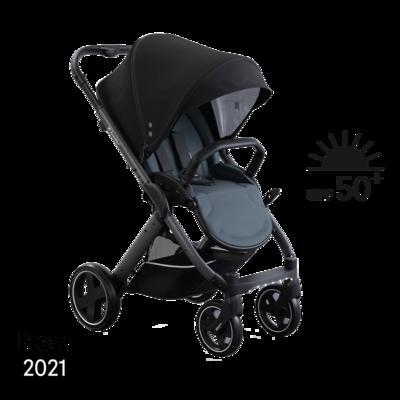 Kočárek X-LANDER Set 2v1 XL X-Pulse 2021 - 2