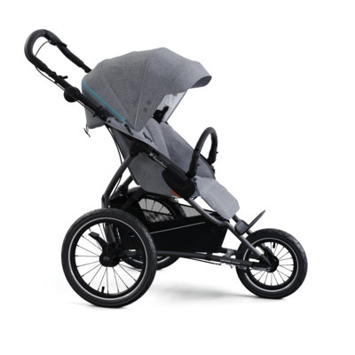 Kočárek X-LANDER X-Run 2021, azure grey - 2