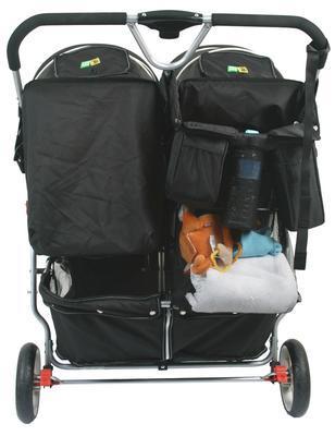 VALCO organizér na kočárek UNI včetně gel packů 2020 - 3