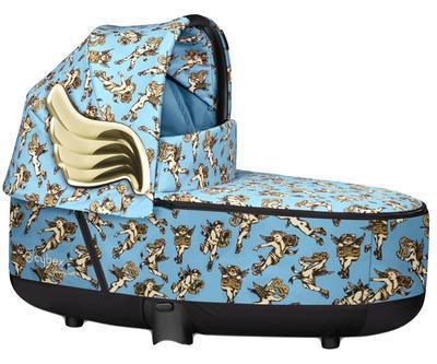 Kočárek CYBEX by Jeremy Scott Priam + Lux Seat Cherubs 2020 včetně korby - 3