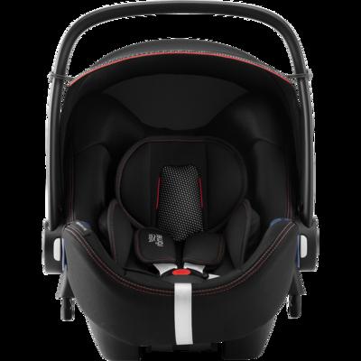 Autosedačka BRITAX RÖMER Baby-Safe2 i-Size Bundle Flex Premium Line 2021, cool flow black - 3