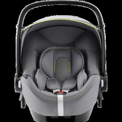 Autosedačka BRITAX RÖMER Baby-Safe2 i-Size Bundle Flex Premium Line 2021, cool flow silver - 3