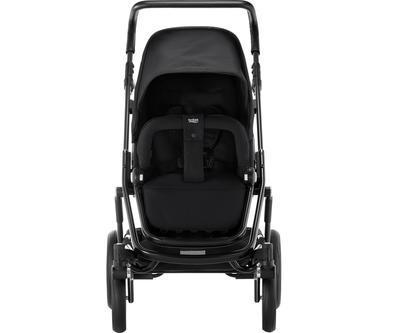 Kočárek BRITAX GO Big2 Premium Line 2019 včetně hluboké korby + autosedačka Baby-Safe i-Size ZDARMA - 3