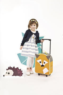 Dětský kufr LÄSSIG Mini Trolley 2016 - 3