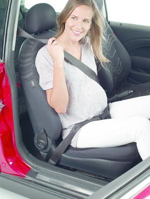 Bezpečnostní pás pro těhotné JANÉ Safe Belt 2019 - 3
