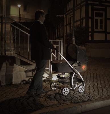 Bezpečnostní LED světlo REER SeeMee 2021 - 3