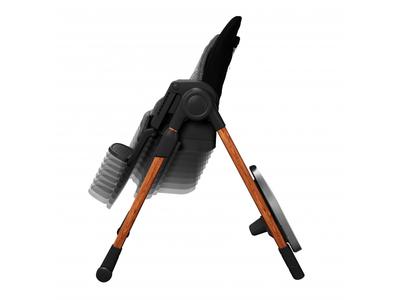 Rostoucí jídelní židlička MAXI-COSI Minla 6v1 Essential 2021, graphite - 3