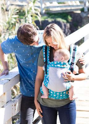 Nosítko TULA Baby Free-to-Grow Coast 2021 - 3