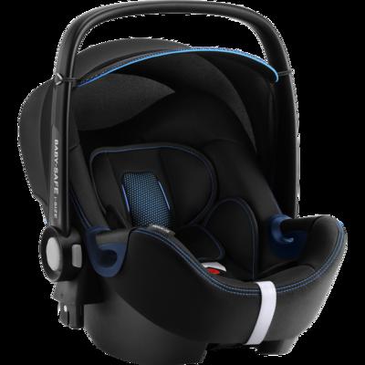 Autosedačka BRITAX RÖMER Baby-Safe2 i-Size Premium Line 2021, cool flow blue - 3