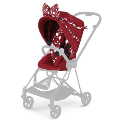 Kočárek CYBEX by Jeremy Scott Mios Seat Pack Petticoat Red 2021 - 3