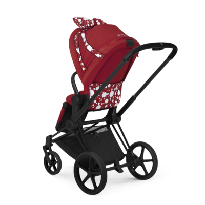 Kočárek CYBEX by Jeremy Scott Priam Seat Pack Petticoat Red 2021 - 3