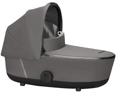 Kočárek CYBEX Mios Matt Black Seat Pack 2019 včetně korby - 3