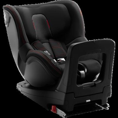 Autosedačka BRITAX RÖMER Dualfix M i-Size 2020, cool flow black - 3