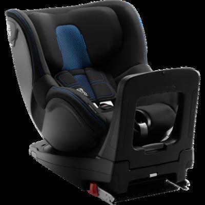 Autosedačka BRITAX RÖMER Dualfix M i-Size 2020, cool flow blue - 3