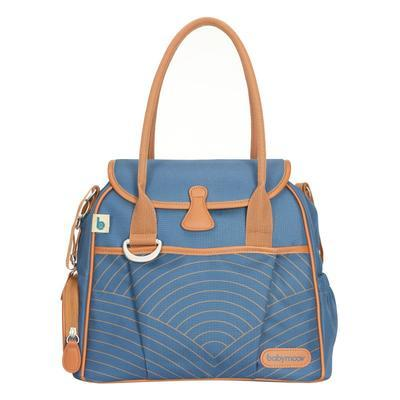 Přebalovací taška BABYMOOV Style Bag 2021, navy - 3