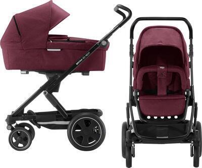 Kočárek BRITAX RÖMER GO Next 2 Premium Line 2018 + autosedačka Baby-Safe i-Size ZDARMA - 3