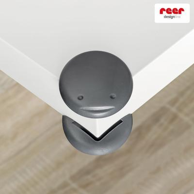 Ochrana rohu stolu REER DesignLine 4 ks 2021, anthracite - 3