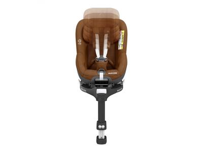 Autosedačka MAXI-COSI Pearl 360 2021, authentic cognac - 3