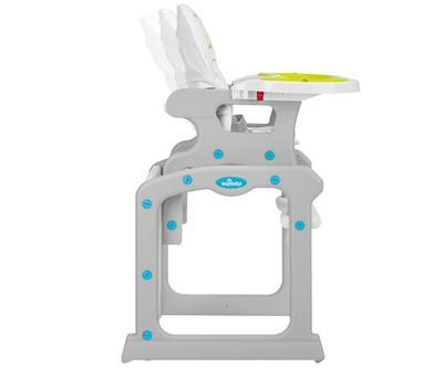 Jídelní židlička BABY DESIGN Candy 2019 - 3