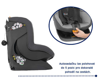 Autosedačka CHICCO Oasys 1 Evo Isofix 2016 - 3
