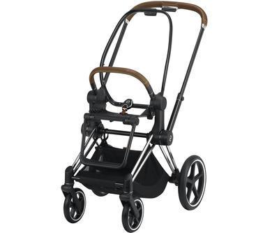 Kočárek CYBEX Priam Chrome Brown Seat Pack PLUS 2021 - 3