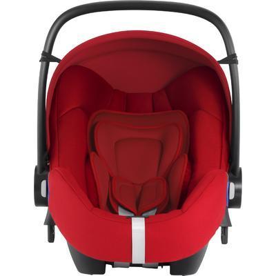 Autosedačka BRITAX RÖMER Baby-Safe i-Size Premium Line 2018, flame red - 3